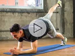 Plank Variations 47 Crazy Fun Plank Exercises For Killer