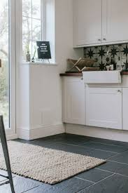 farrow and ball all white painted kitchen cupboards