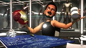 tony stark office. Tony Stark\u0027s Office By IzaSpringintveld Stark