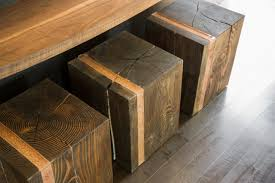 Tree Stump Seats How To Turn A Tree Into A Wooden Stool How Tos Diy