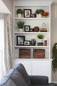 Small Picture Best 20 Living room shelves ideas on Pinterest Living room