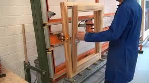 Siegenia Titan Axxent 24 Holz Aushängen Des Dreh Kipp Flügels In