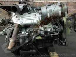 TOYOTA HIACE -5L 3.0L NON TURBO DIESEL Engine | Junk Mail