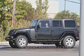2018 jeep 2 door wrangler. wonderful door 2018jeepwranglerspyphoto2 to 2018 jeep 2 door wrangler