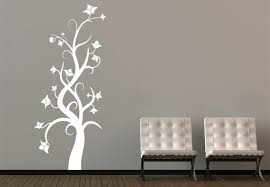 startling beautiful wall decor sleeping beauty tree decal interior twine decoration idea image with paper photo