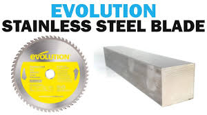 Cold Saw Blade Chart Testing The Evolution Stainless Steel Blade 14bladessn Fasteners 101