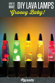 How To Make A Lava Lamp Our Place Homemade Lava Lamp Diy Make