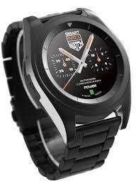 <b>Умные часы NO.1 G6</b> черные, ремешок сталь купить в интернет ...
