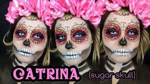 makeup tutorials 2016 la catrina sugar skull lily makeup you