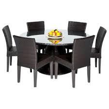 napa 60 outdoor patio dining table