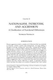 patriotism essays essay on bravery essay on bravery is life in  nationalism patriotism and aggression springer inside