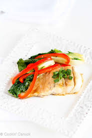 there s no easier way to cook fish than tucked in a foil package alongside healthy