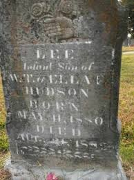 HUDSON, LEE - Boone County, Arkansas | LEE HUDSON - Arkansas Gravestone  Photos
