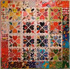 Have a Heart Quilt & Free Quilt Pattern - Have a Heart Quilt Adamdwight.com