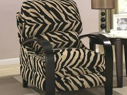 leopard accent chair grey print snow