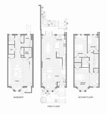 beautiful urban house plans awesome collection of brownstone floor narrow lot home modern designs infill