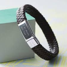 custom end bracelets custom end bracelets personalised gifts for boyfriend birthday india