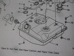 m 4 m151 jeep fuel tank drain plug 444577 nos