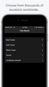 San Clemente Tide Chart Tide Master Ocean Tides Charts Graphs Tables Ios App