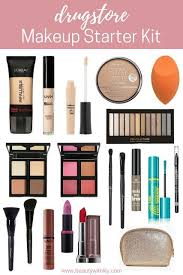 how to create a makeup kit for beginners for under 100