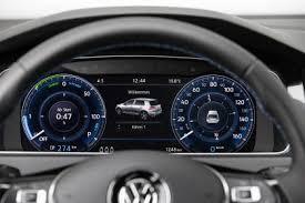 2018 volkswagen e golf range. delighful range volkswagen egolf  dials for 2018 volkswagen e golf range 5