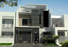 Small Picture Exterior Modern Home Design Home Design