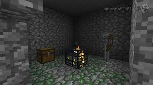 dungeon with skeleton