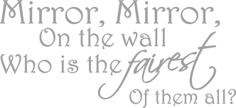 Mirror Mirror On The Wall Quote Interesting Cool Mirror On The Wall Best Of Art Com Sticker 48 48 Fullscreen X
