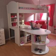 bunk bed with desk and couch. Fabulous Loft Beds With Desk For Girls 17 Best Images About Taylor Bed Idea On Pinterest Bunk And Couch D