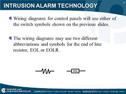 intrusion alarm technology ppt download Civic Wire Resistor Box 6 intrusion alarm technology wiring diagrams