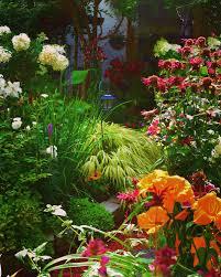 a johnson park garden