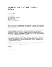 Best Solutions Of Thank You Letter Format Business Example With