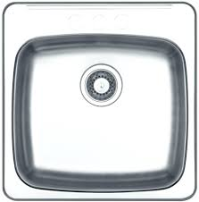 single bowl stainless steel sinks drop in sink the home depot undermount with drainboard