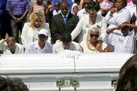 Sandra Bland Laid to Rest First Black Judge in Waller County.