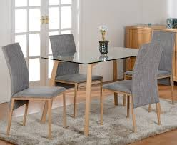 exquisite riley ave reba dining table and 4 chairs reviews wayfair co uk on