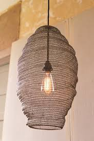 pendant lamps kalalou old gold wire