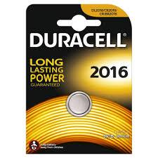 <b>Батарейка литиевая</b> CR2016 1шт <b>Duracell</b>