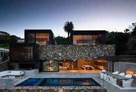 modern home architecture stone. Patterson Associates, Delood, Architecture Modern Home Stone