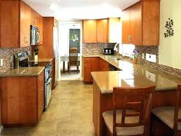 galley kitchen remodel ideas remodeling before and after s