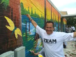comment from dimitri p of painting with a twist business owner