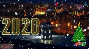 New Year 2020 3d Hd Images For Desktop ...