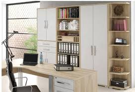 office storage unit. Maja, Modern Office Storage Cabinets In Noble Beech And High Gloss White Or Grey Finish Unit O