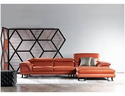 korus l shape leather sofa