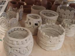 Coil Pot Designs Coil And Slab Clay Construction Ideas Lessons Tes Teach