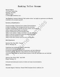 Cover Letter For Bank Teller Position. bank teller cover letter ...