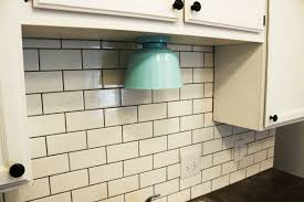 angle view under cabinets light for kitchen