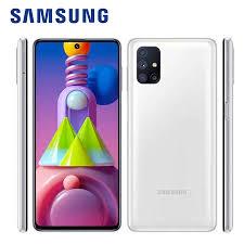 Ban Đầu Phiên Bản Toàn Cầu Samsung Galaxy M51 M515F DSN Điện Thoại Di Động  128GB ROM RAM 6GB 6.7