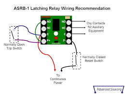 wiring diagram for a latching relay wiring image asrb 1 technical documents on wiring diagram for a latching relay