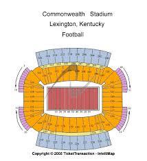 Kroger Field Tickets Kroger Field Seating Chart