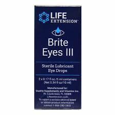 life extension brite eyes iii 2 5